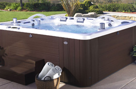 Spa - Hot Tub Feature Picture